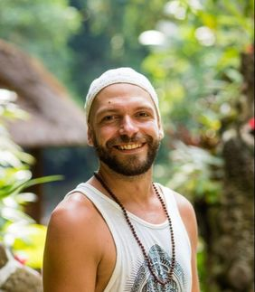 Greg Kapps - Sound Healing Bali Guest Teacher